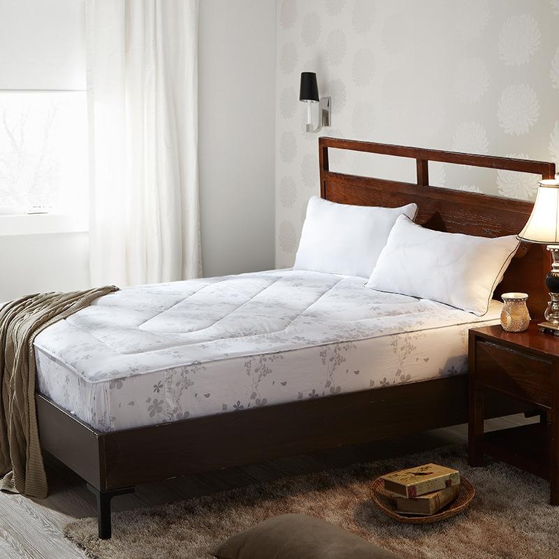 JD Коллекция белый 15 метра jiabai матрас постельные принадлежности 100