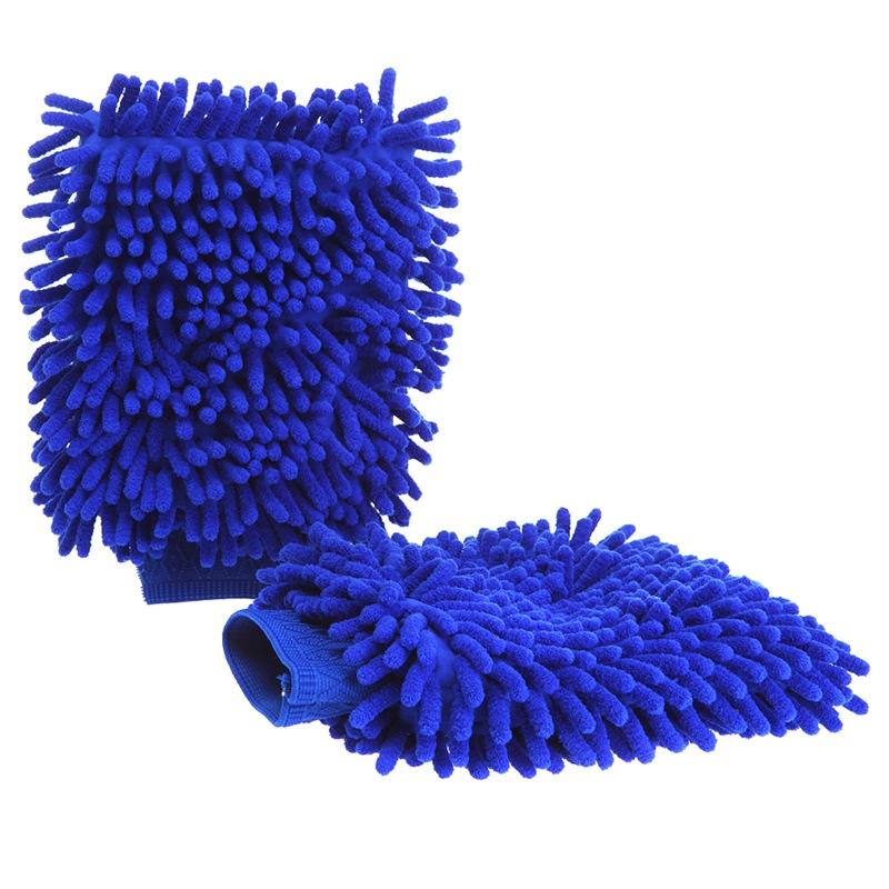 JD Коллекция Wash рукавица Синий 2 дефолт