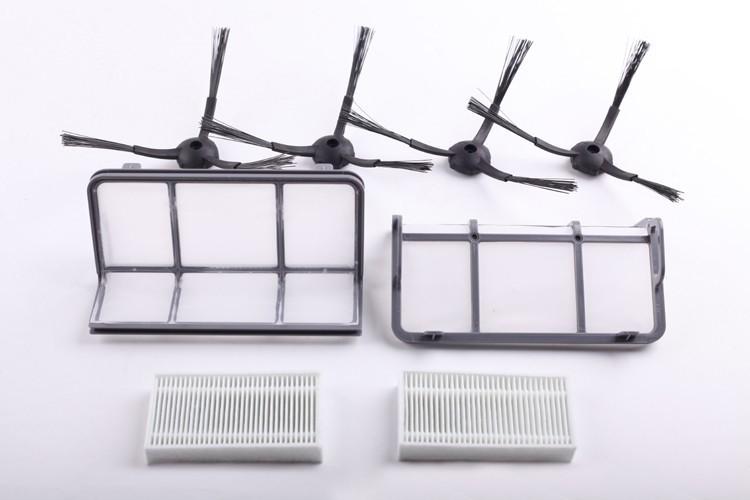 Робот-пылесос для пылесоса жесткого пола робот умный пылесос LIECTROUX фото