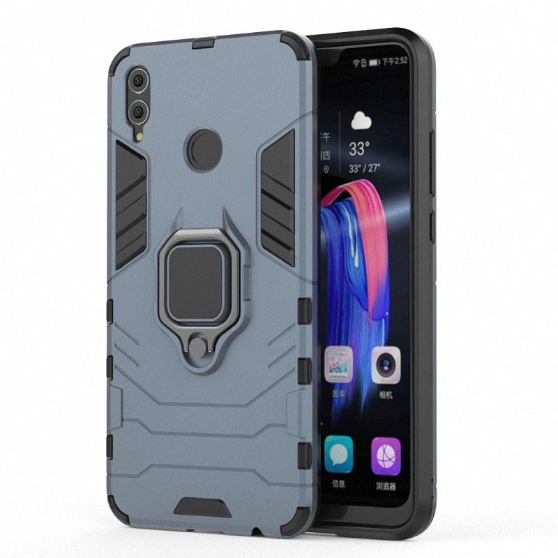 WIERSS Темно-синий для Honor 8X для Huawei Honor 8X Ring Case Автомобильный держатель для телефона