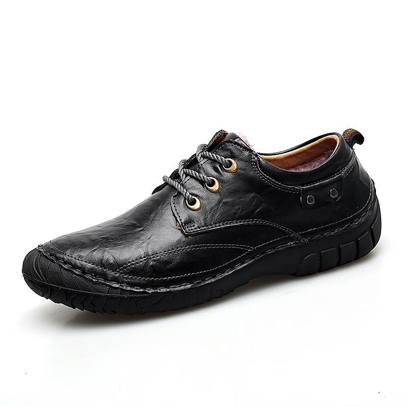 Обувь мужчины кроссовки мужчины повседневная обувь работа обувь обувь мужчины кроссовки luoweikedeng Black 44 фото