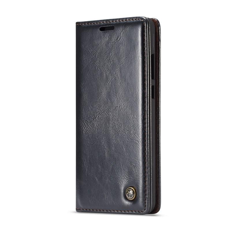 Flip слот бумажник дела caseme Черный huawei P20 фото