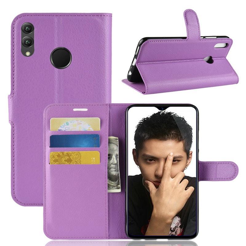 WIERSS Пурпурный для Huawei Honor 8X для Huawei Honor 8X WIERSS Кошелек телефонный чехол