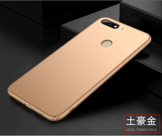 goowiiz Золото Honor Enjoy 8  7C Play  Nova 2 Lite Huawei Honor Enjoy 8