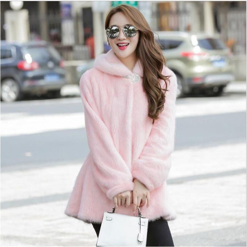 HONGLIANG Розовый Номер XXL