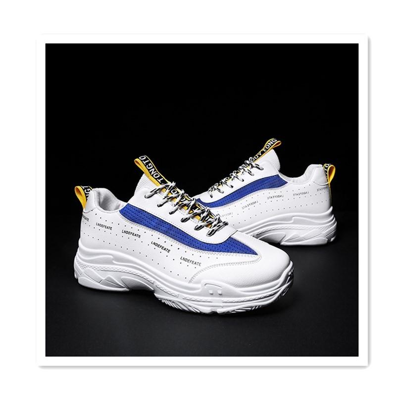 2018 осень новые белые туфли YUNXSH Blue 43 фото