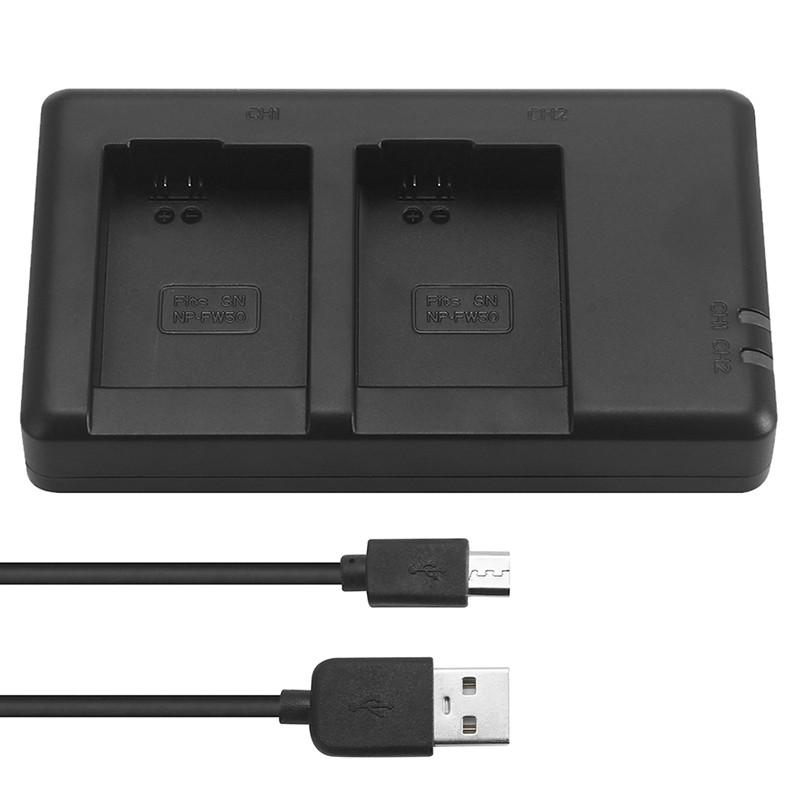 ENERGYFIT Sony np-fw50 npfw50 np fw50 BC-TRW bctrw bc trw зарядное устройство