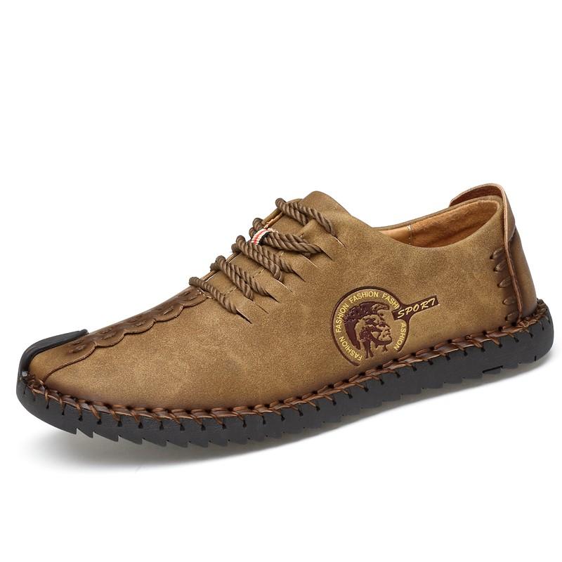 Обувь мужские кроссовки мужские повседневная обувь работа обувь обувь мужчины кроссовки luoweikedeng Хаки 39 фото