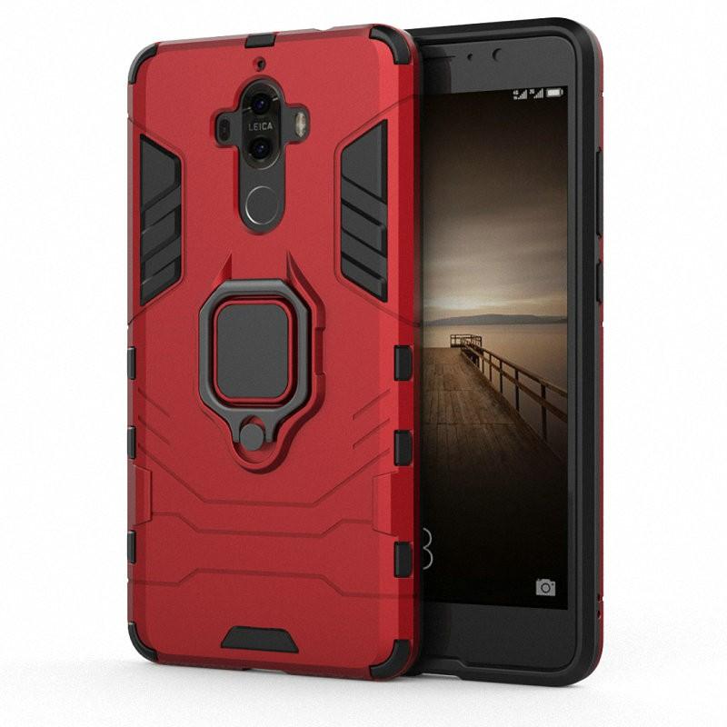 Для телефона Huawei Mate 9 Mate9 с футляром для мобильного телефона с футляром для мобильного телефона с чехлом для мобильного телефона Case для мобильного телефона Huawei Mate 9 Mate9 MHA-L09 MHA-L29 WIERSS красный Для Huawei Mate 9 фото