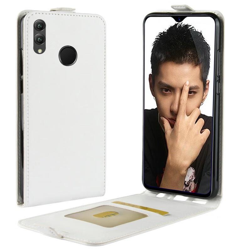 WIERSS белый для Huawei Honor 8X для Huawei Honor 8X WIERSS Флип кожаный чехол