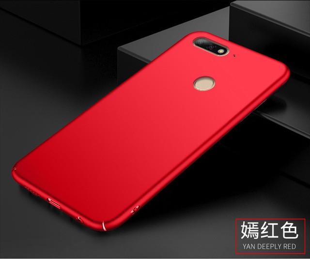 goowiiz красный Honor Enjoy 8  7C Play  Nova 2 Lite Huawei Honor Enjoy 8