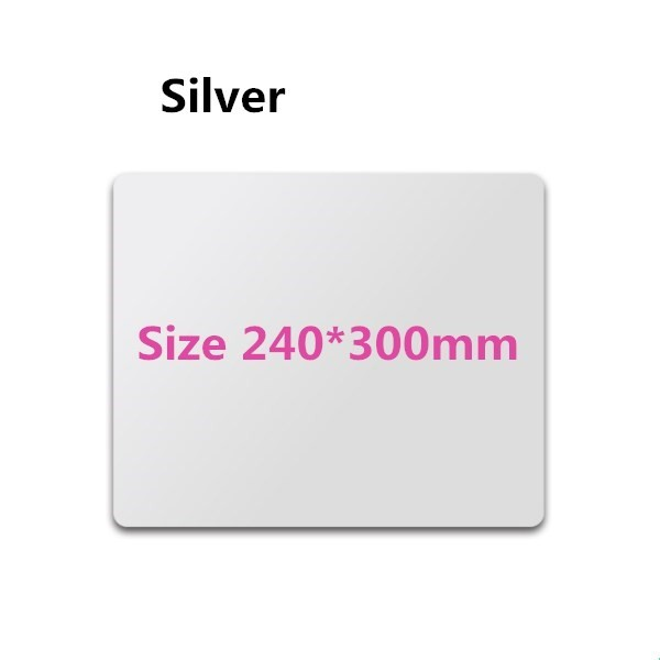 COOLCOLD Серебряный 240x300 мм