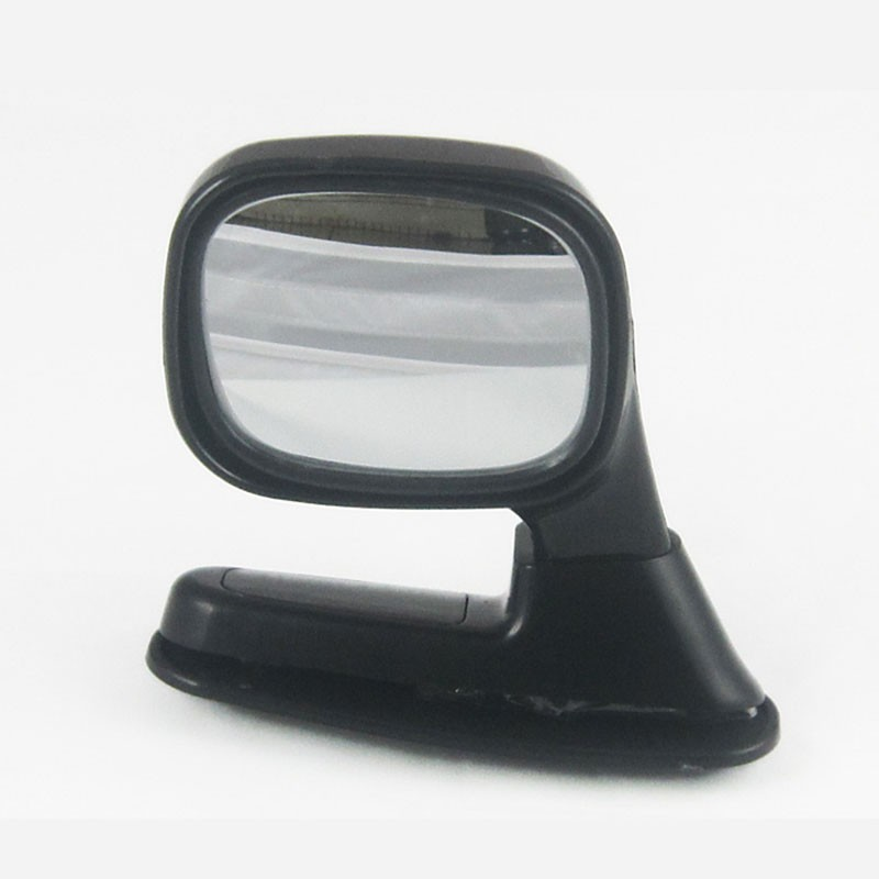 Автомобильное зеркало заднего вида с автоматической крышкой Внешнее зеркало заднего вида Черный серебристый Huiermeimi Черно-право Наружное зеркало заднего вида фото