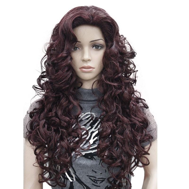 Длинные волнистые светлые парики длинные волнистые черных париках длинные кудряв StrongBeauty 99T Длинный фото