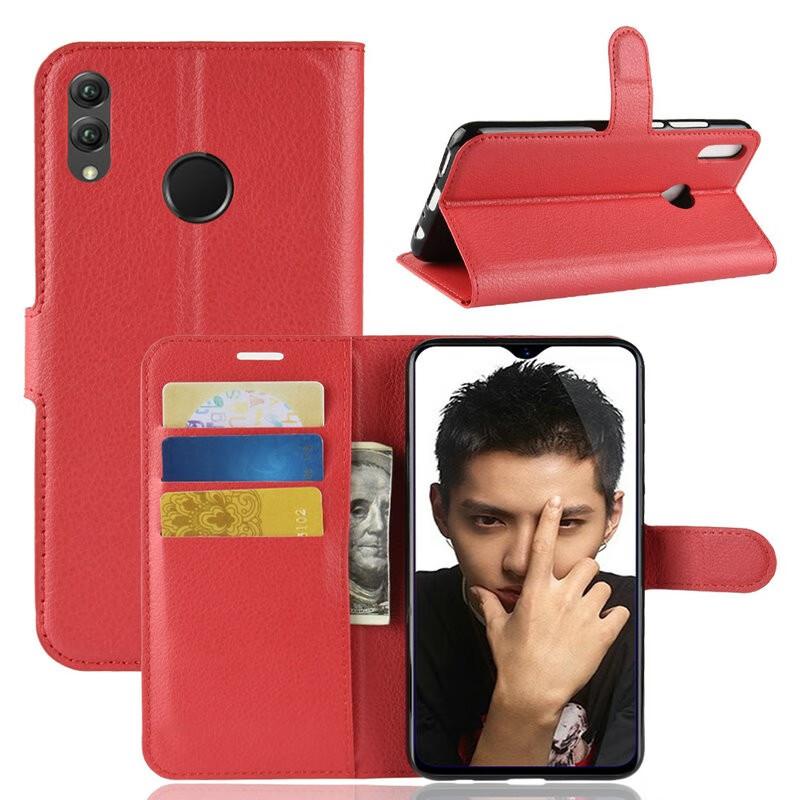 WIERSS красный для Huawei Honor 8X для Huawei Honor 8X WIERSS Кошелек телефонный чехол