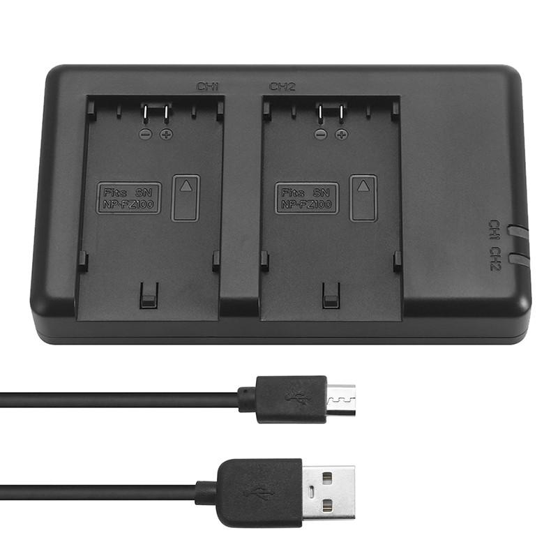 ENERGYFIT sony np-fz100 npfz100 np fz100 bc-qz1 bcqz1 bc qz1 аккумуляторное зарядное устройство