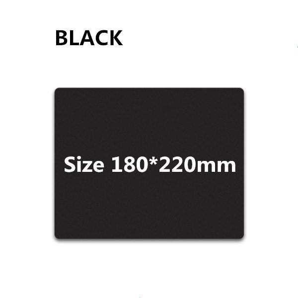 COOLCOLD Черный 180x220mm