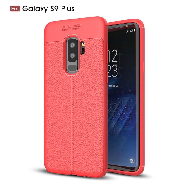 Fecoprior красный Задняя обложка для Samsung Galaxy S9 Plus Case S9Plus