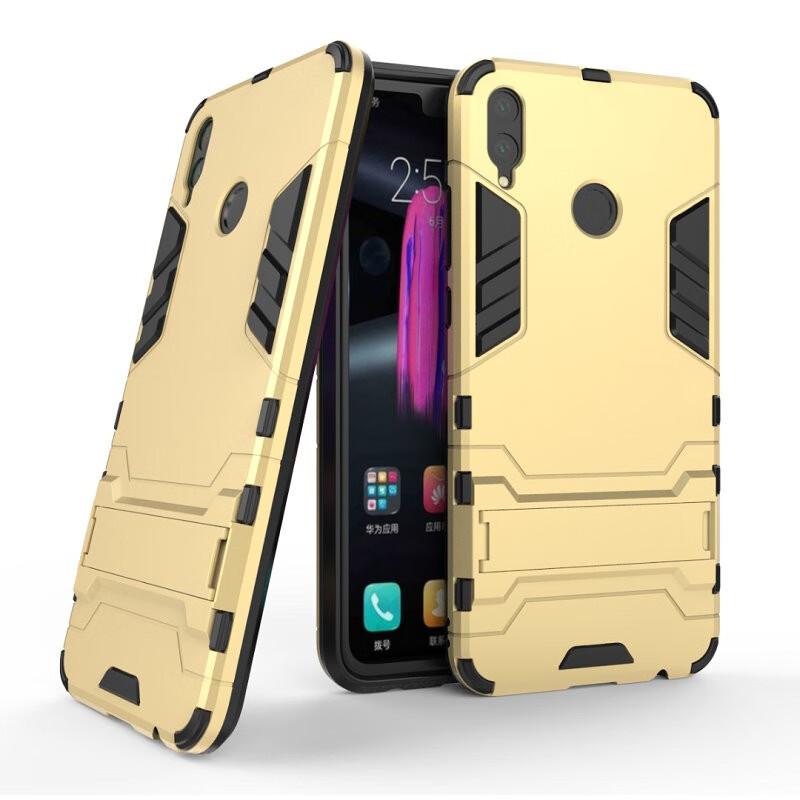WIERSS Золото для Huawei Honor 8X для Huawei Honor 8X WIERSS Ударопрочный жесткий чехол для телефона