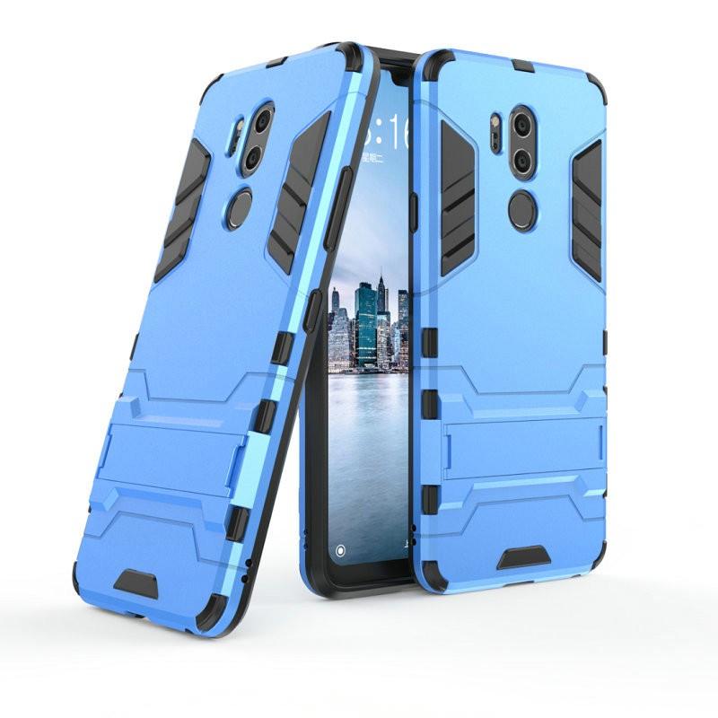 WIERSS синий для Xiaomi Poco F1 для Xiaomi Pocophone F1 WIERSS Ударопрочный чехол для жесткого телефона
