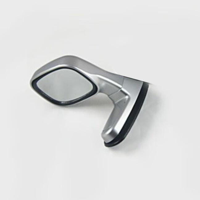Автомобильное зеркало заднего вида с автоматической крышкой Внешнее зеркало заднего вида Черный серебристый Huiermeimi Silver-право Наружное зеркало заднего вида фото
