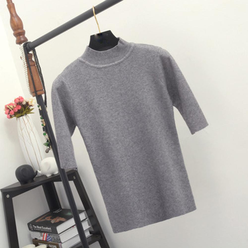 Sesibibi Серый стандартный свитеры jack