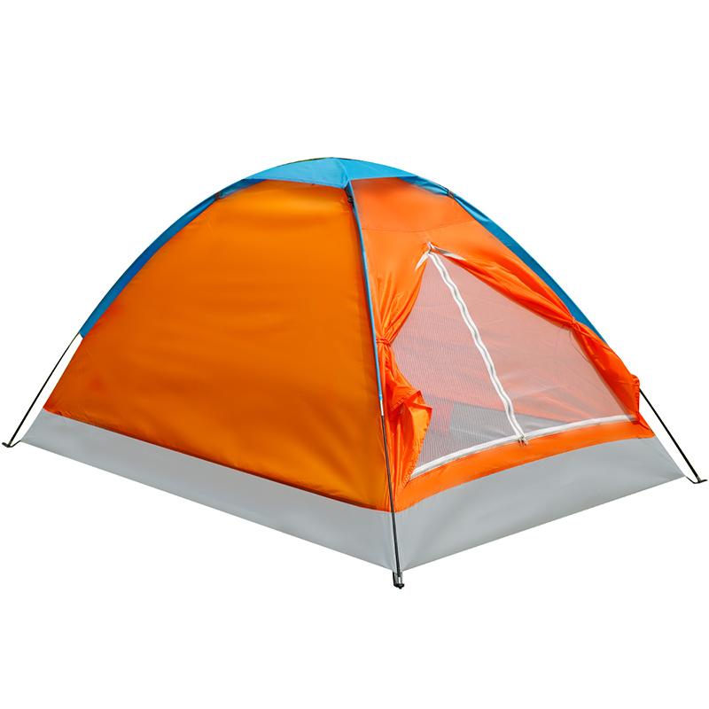 JD Коллекция Двойная палатка оранжевая дефолт