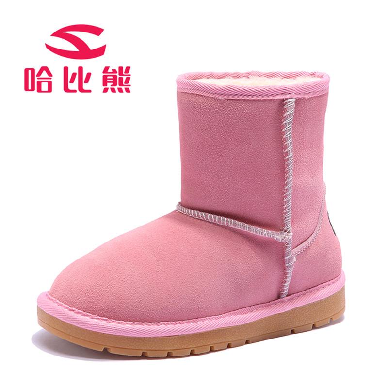 HOBIBEAR обувь  детей девушки зимние Кожевниково детские обувь для девочек