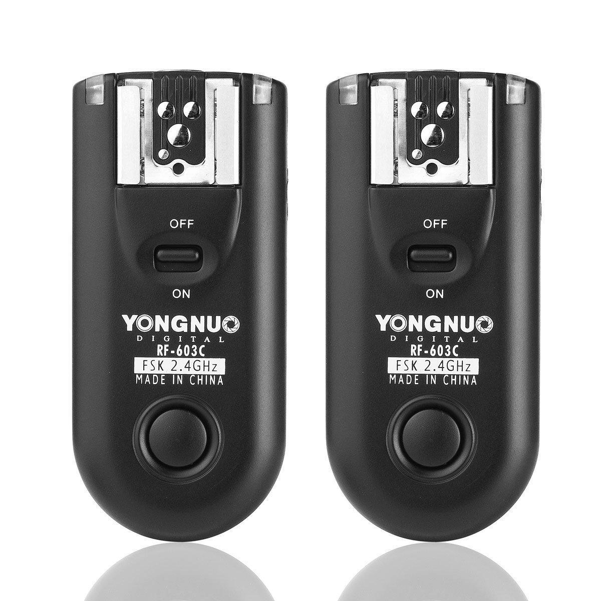 EACHSHOT вспышка yongnuo RF-603 с С1