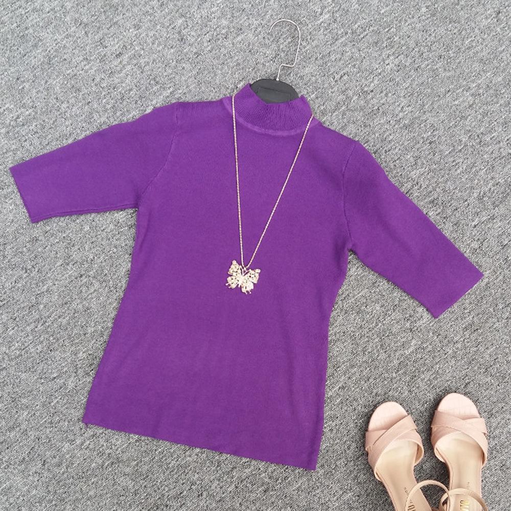Sesibibi Фиолетовый цвет стандартный свитеры jack