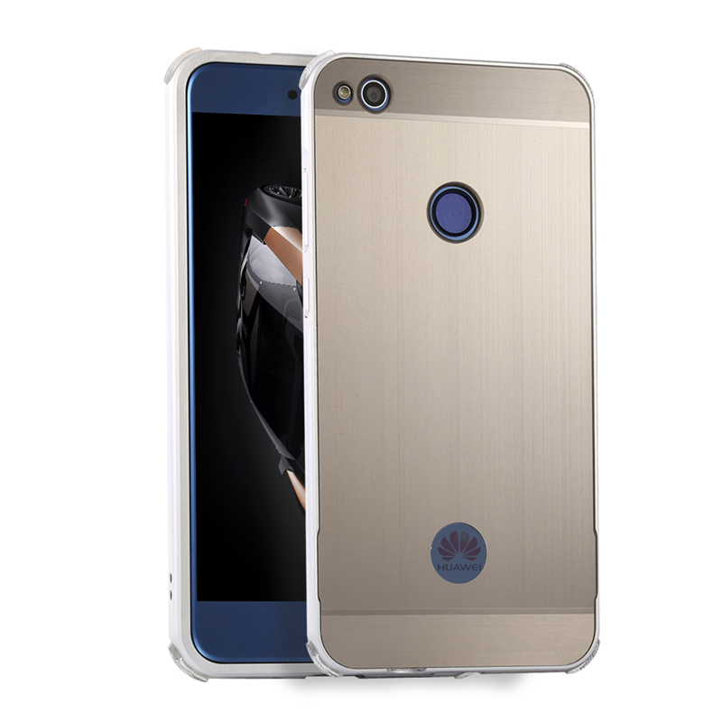 GANGXUN Серый цвет Huawei P8 Lite 2017 52 inch huawei huawei nova lite 2017 black