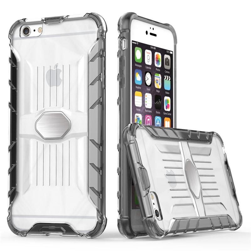 GANGXUN Серый цвет iPhone6  6s плюс 55 дюймов аксессуар чехол ipapai для iphone 6 plus ассорти морской