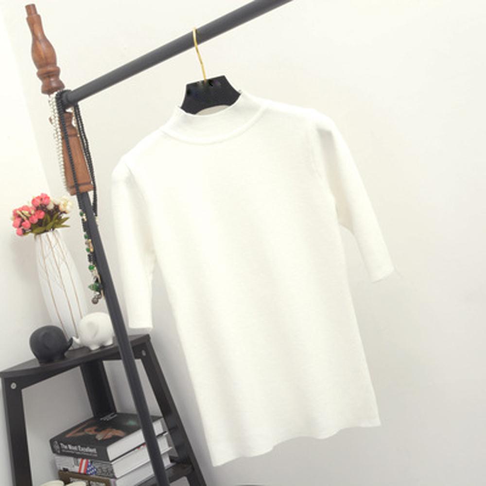Sesibibi Белый стандартный свитеры jack