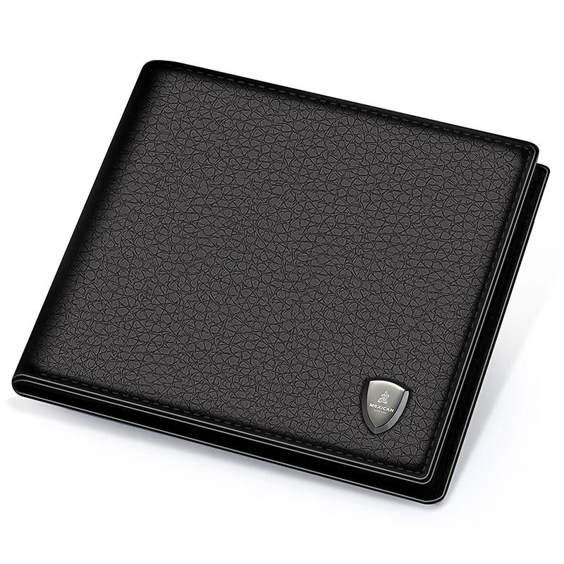 JD Коллекция Jingdong самостоятельного распределения классический черный дефолт бумажник wenger бумажник alphubel w2 04black
