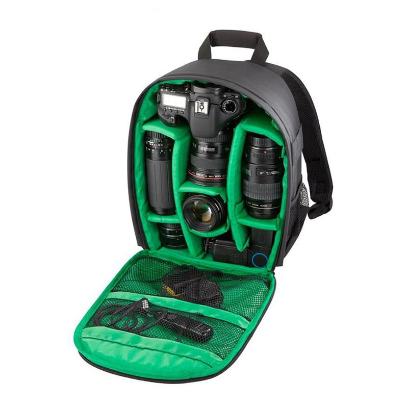 MEGIR Зеленый mcoplus f102 shoulder mount rig stabilizer slider steady support platform for canon nikon sony dslr dv cameras