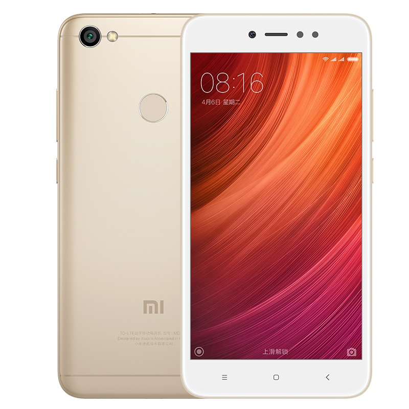 Mi Цвет шампанского 4GB64GB xiaomi redmi note5a (китайская версия )