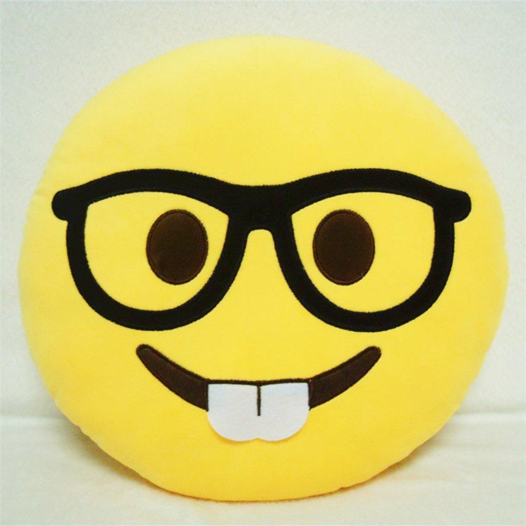 Мягкая подушка подушки подушки подушки Emoji подушки подушки фаршированная плюше mooncolour фото