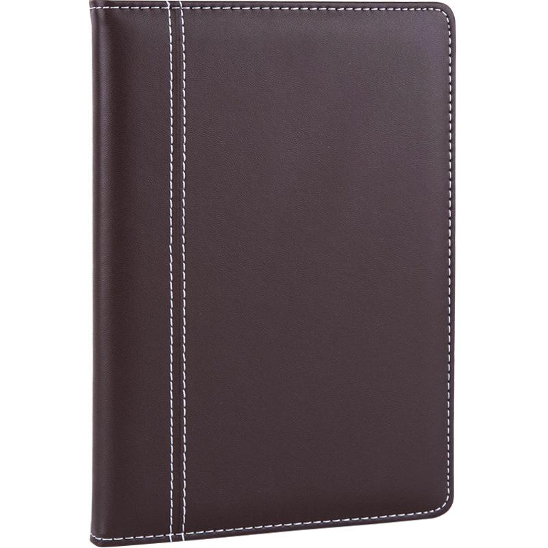 JD Коллекция дефолт 25k114 эту страницу просто коричневая кожа широкий guangbo gbp0619 25k 120 эту страницу классический бизнес ноутбук дневник означает случайный цвет