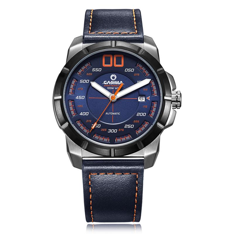 CASIMA 6911 SL58B часы я zhuolun мужские часы 2017 новый простой корейский моды большой набор новый yzl0558th 2