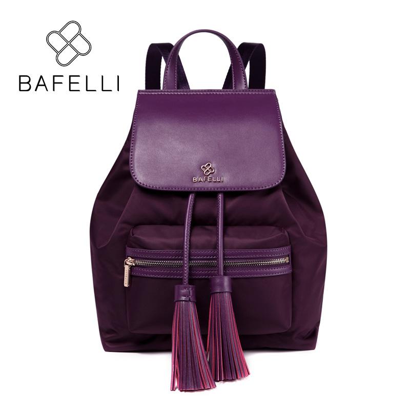 BAFELLI Пурпурный рюкзак juicy сouture рюкзак