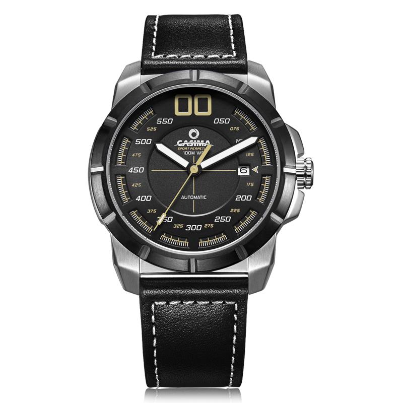 CASIMA 6911 SL7 часы я zhuolun мужские часы 2017 новый простой корейский моды большой набор новый yzl0558th 2