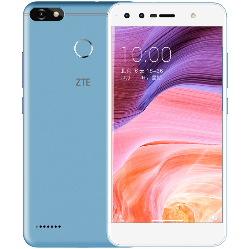 ZTE Синий 3GB32GB смартфон zte blade v8 32gb 3gb gray