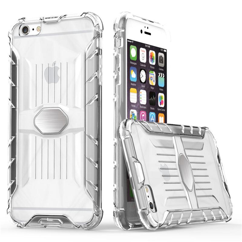 GANGXUN Серебряный цвет iPhone6  6s плюс 55 дюймов аксессуар чехол ipapai для iphone 6 plus ассорти морской