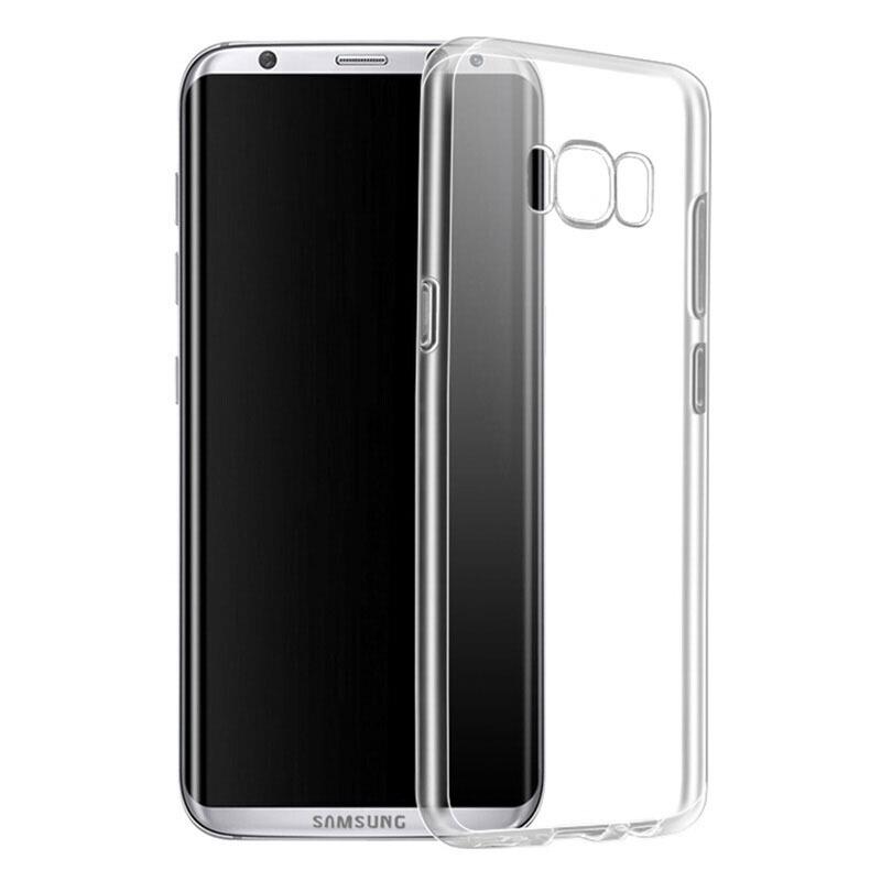 Sendio Мягкая оболочка прозрачна Samsung S8 yomo s8 samsung мобильный телефон оболочки мобильный телефон защитный рукав оболочки телефон рельеф s8 текстура коры mosaic