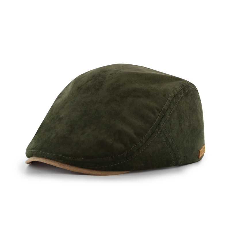 LACKPARD Коричневый цвет стандартный береты ваша шляпка берет