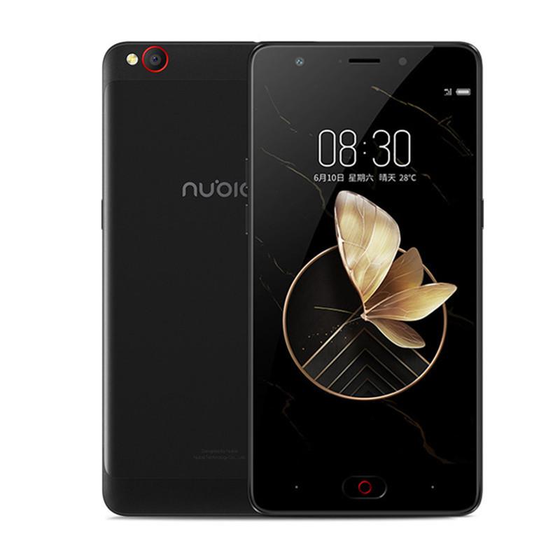 nubia Черный 3GB32GB nubia z11 смартфон