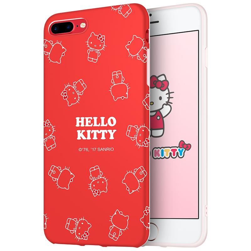 JD Коллекция 55 дюйма - Hello Kitty Красный Призрак оперы дефолт