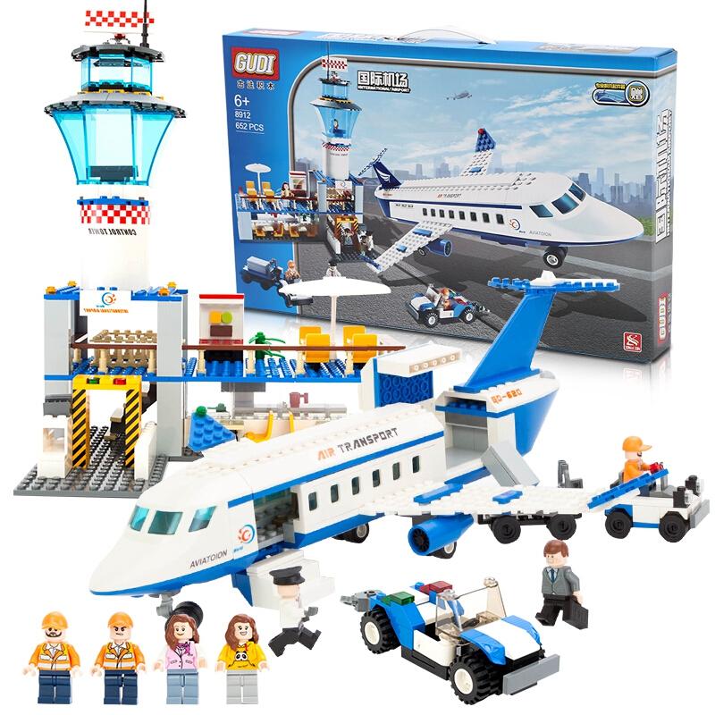 JD Коллекция Международный аэропорт GD8912 дефолт bmw серии детские игрушки автомобиля детские игрушки