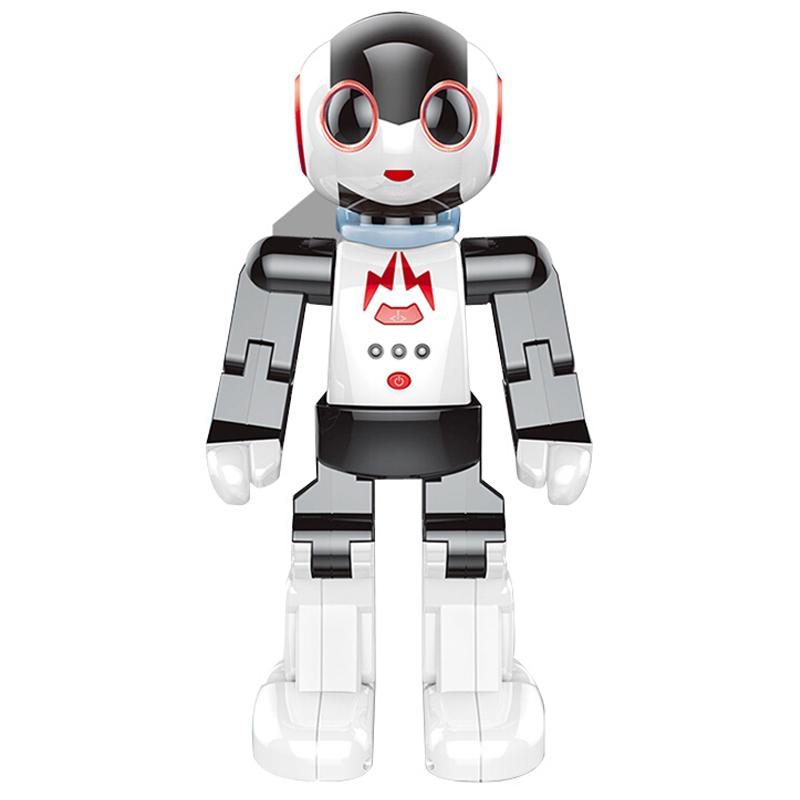 JD Коллекция Интеллектуальный голос робота дефолт tbz дней bozhi хай тек может wang ai интеллектуальный бионический робот интеллектуальные бионические машины собака головоломки детские игрушки