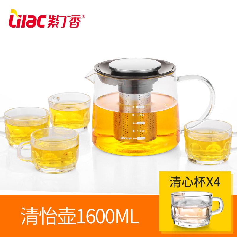 LiIac Белый zx 200b6 electric kettle 304 stainless steel food grade household kettle electric kettle kettle 2l 220v 1500w